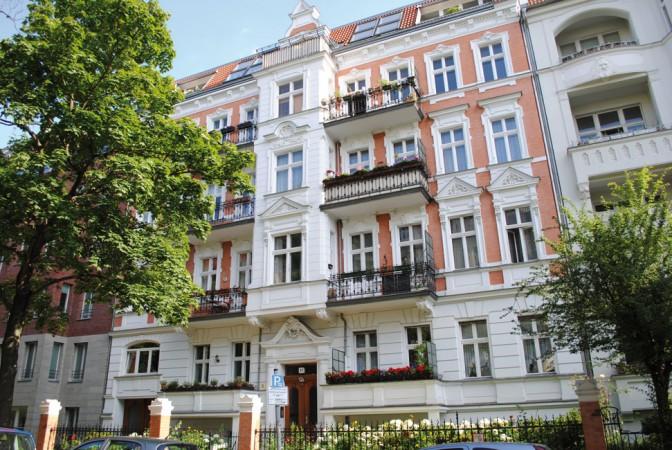 Stilvoll Wohnen in Altbauten aus der Gründerzeit © Oh-Berlin.com / flickr.com CC BY 2.0