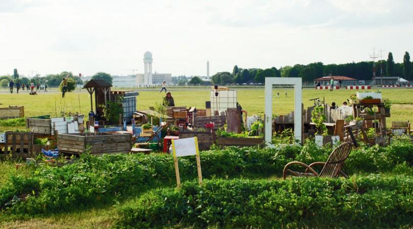 Das Tempelhofer Feld – die größte Spielwiese der Berliner © Michael Panse / flickr.com CC BY 2.0