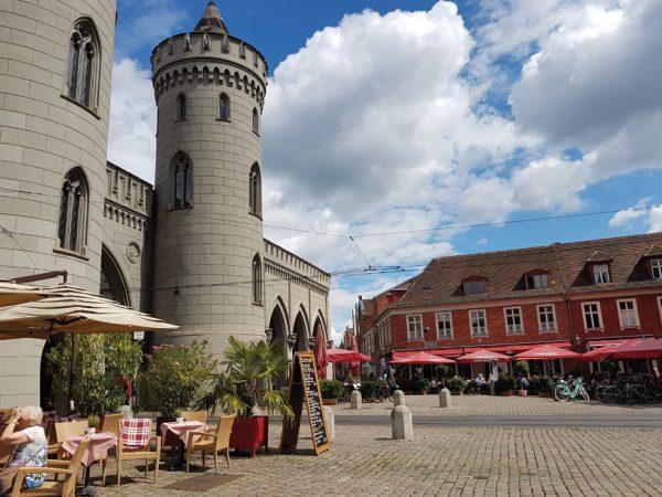 Hinter dem Nauener Tor beginnt das Holländische Viertel © de Vries