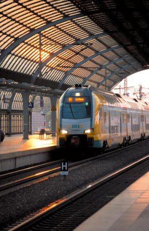 """… wird auch gerne der """"kleine Bruder"""" vom Hauptbahnhof genannt © N.Bettac"""