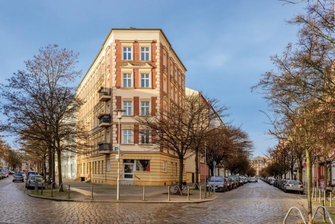 Der Kaskelkiez hat sich in den letzten Jahren zu einem beliebten Wohnkiez mit Cafés, Bars und kleinen Läden entwickelt. © ebenart / Fotolia.com