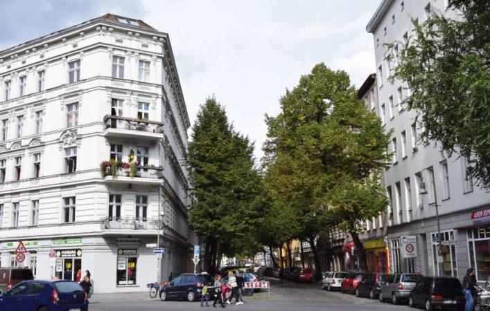 Auch das ist Neukölln: Prächtige Gründerzeithäuser in der Karl-Marx-Straße © Christopher Barz