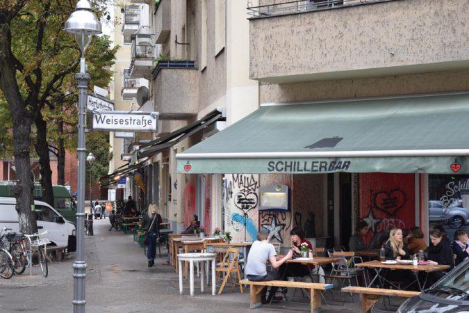 Urbanes Leben im Schillerkiez © Christopher Barz