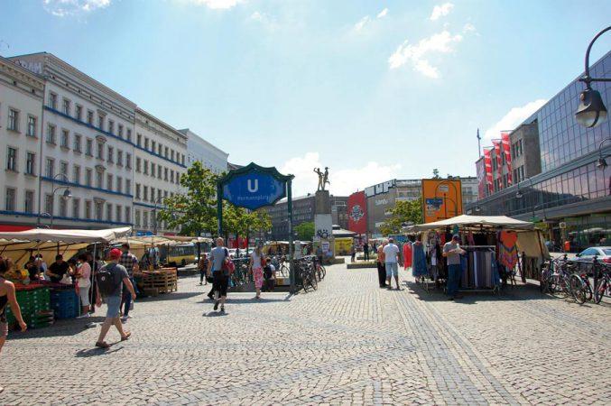 Hermannplatz © Eric Sehr / flickr.com