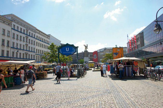 Der Hermannplatz © Eric Sehr Lizenz: