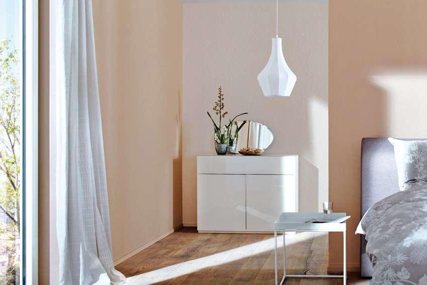 farbiger wandputz bringt den sommer ins haus exklusiv. Black Bedroom Furniture Sets. Home Design Ideas