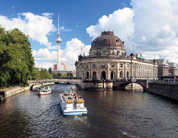 Die Museumsinsel © fhmedien_de / Fotolia.com