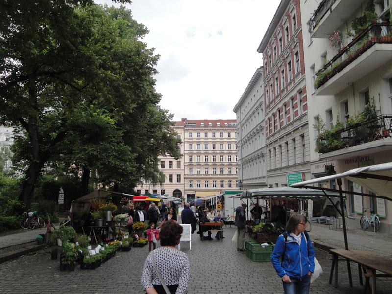 Chamissoplatz BioMarkt, Lukas Koster / Flickr lizenziert unter SA-CC3