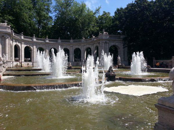 Der Märchenbrunnen im Volkspark Friedrichshain © Alexander / Flickr lizenziert unter SA-CC3