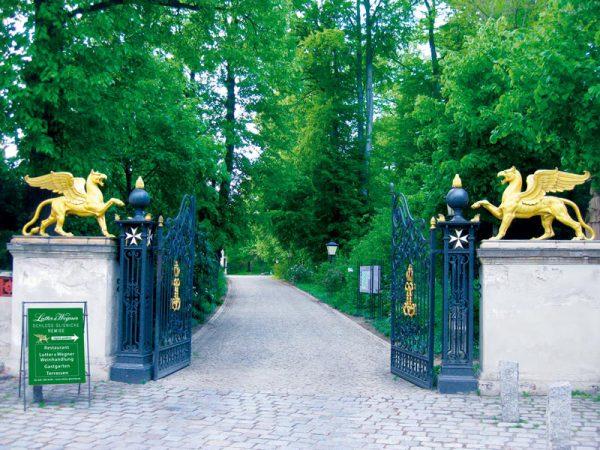 Schlossgarten Glienicke © Hans Bach / Stiftung Preußische Schlösser und Gärten Berlin-Brandenburg