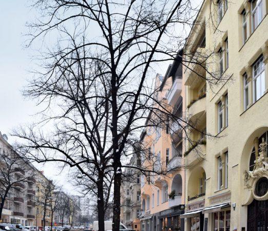 Altbauten prägen das Bild des Gutbürgerlichen Kiezes  © Christopher Barz