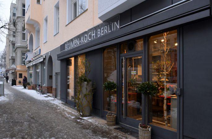 Gediegene Geschäfte ergänzen die hohe Wohnqualität von Halensee  © Christopher Barz