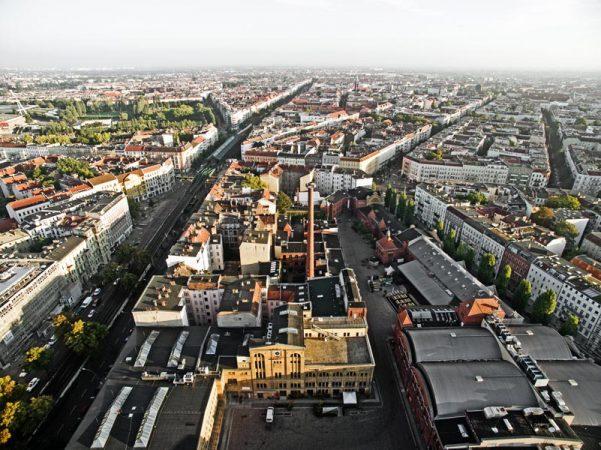 Das Areal von oben © jokerair.com