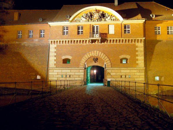 Zitadelle Spandau – beliebt bei Touristen und als Veranstaltungsort  © Gertrud K. / flickr.com