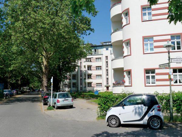 Berlin-Lichterfelde Kadettenweg © Peter Kuley / wikipedia.de