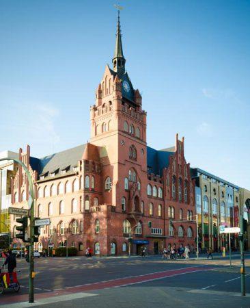 Rathaus Steglitz © Luiz Gadelha Jr. / flickr.com