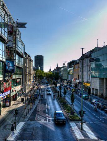 Schloßstraße Berlin- Steglitz © Steffen  Zahn / flickr.com