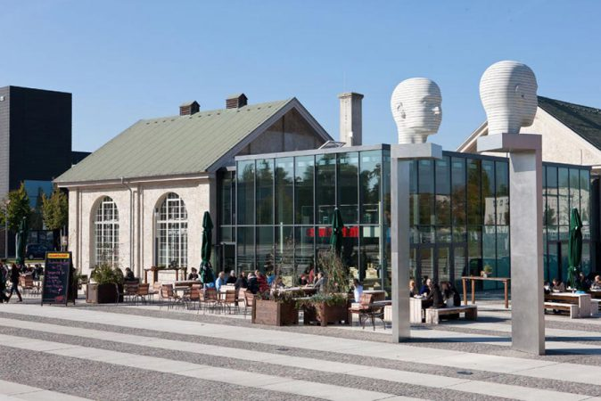 Neue Forschungsstandorte und Wohngebiete entstehen in Adlershof © Adlershof Projekt GmbH, Fotograf: Manuel Frauendorf