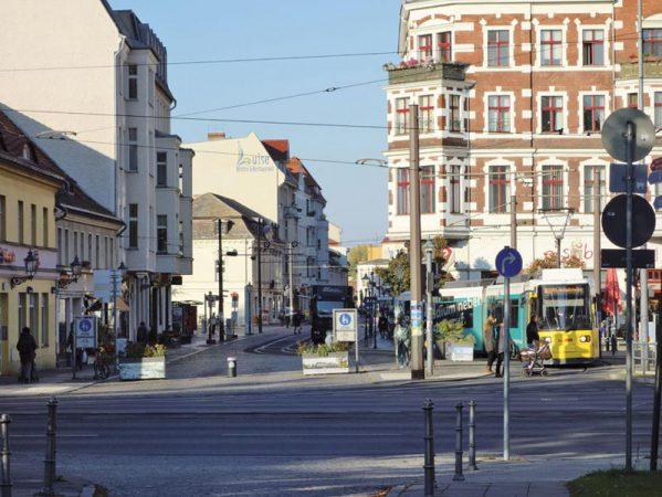 Kleinstädtisch wirkt die Altstadt von Köpenick © Michael T. Schmidt / isoarts.com