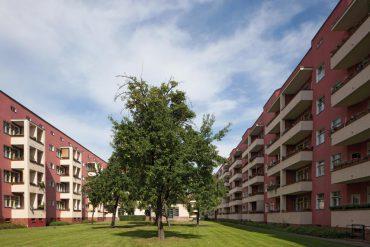 Wohnstadt Carl Legien © Deutsche Wohnen / Anja Steinmann