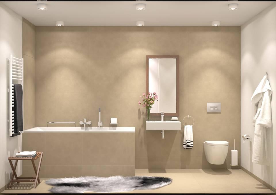 Baumgartenufer Badezimmer