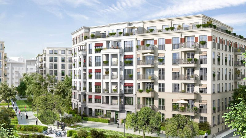 BOX SEVEN • Wohnquartier Boxhagener Straße