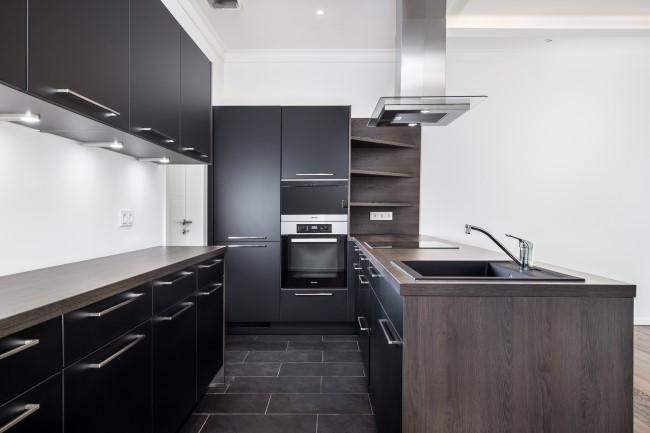 offene Küche © EUCON Europäische Consulting AG