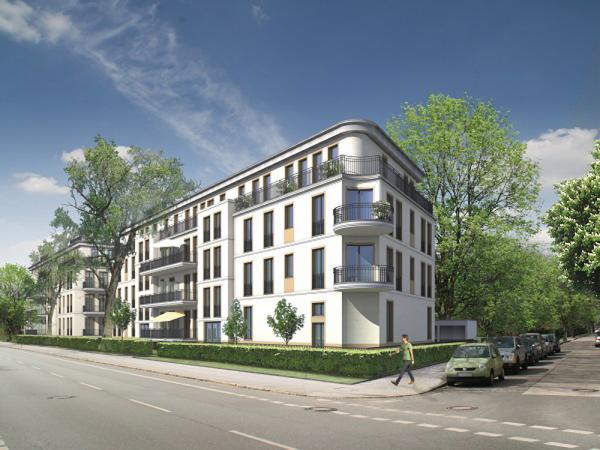 Parkresidenz Dietzgenstraße