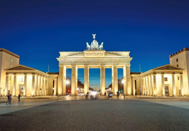 Das Brandenburger Tor © elxeneize / Fotolia.com