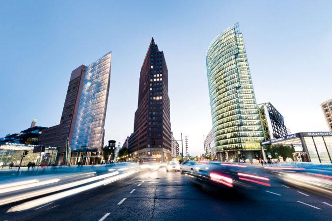 Wer die moderne und kreative Seite Berlins entdecken will, ist im Areal rund um den Potsdamer Platz genau richtig © davis / Fotolia.com