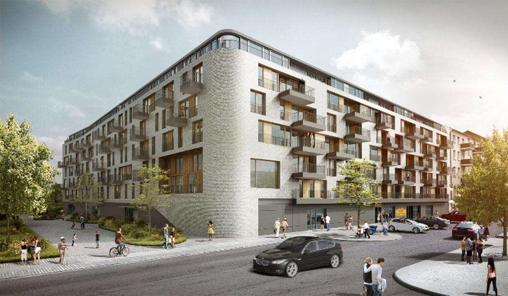 das gotland spatenstich f r 136 wohnungen in prenzlauer berg exklusiv immobilien in berlin. Black Bedroom Furniture Sets. Home Design Ideas