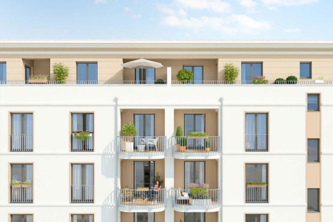 Project Immobilien • Park Carré • Wilmersdorf