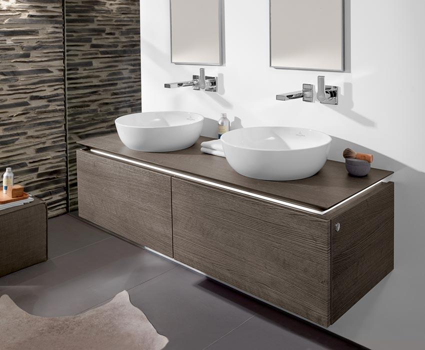Starke Holzvarianten für das Badezimmer - Exklusiv ...
