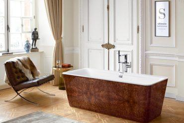 Badewanne Squaro Prestige © Villeroy & Boch