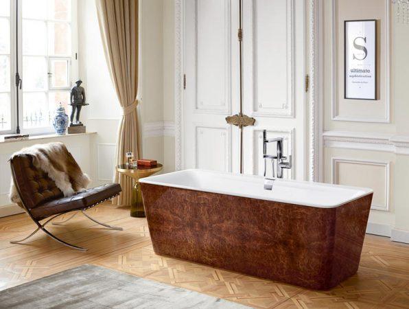 Starke Holzvarianten für das Badezimmer - Exklusiv Immobilien in ...