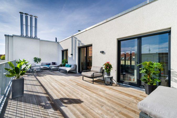 A Space • Dachterrasse © Ivo Gretener / ZIEGERT – Bank- und Immobilienconsulting GmbH