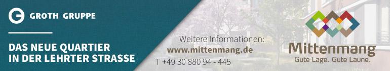 Groth-Banner-0216 Richtfest für das Quartier Mittenmang in der Lehrter Straße