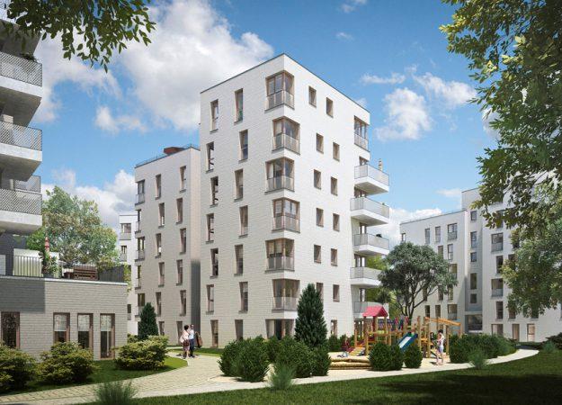 Wohnen im Park • Ansicht • HELMA Wohnungbau GmbH