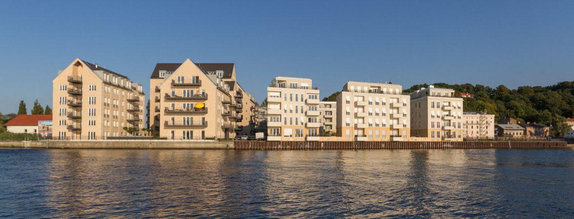 Speicherstadt Potsdam • Gesamtansicht • © Groth Gruppe