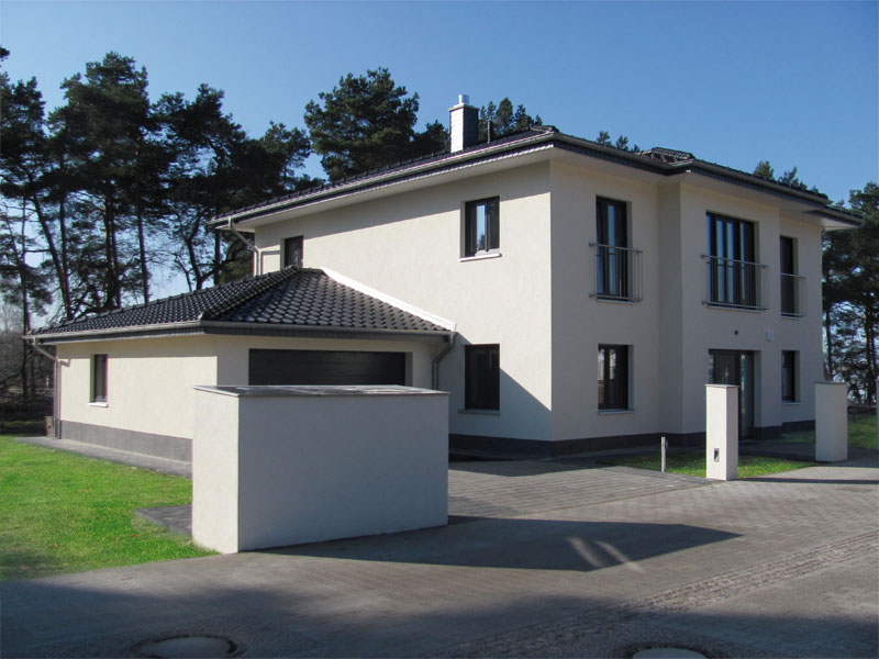 Villenpark Potsdam Haus Familie Schüler