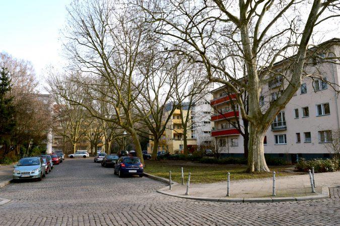 Westfälisches Viertel • Foto: Christopher Barz
