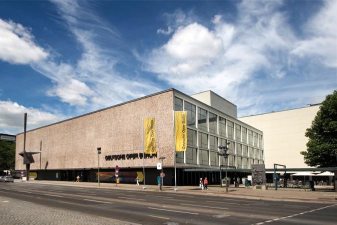 Deutsche Oper Berlin © Andreas Präfcke unter CC BY 3.0