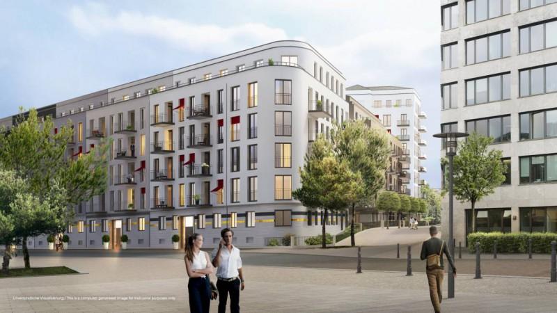 No. 1 Charlottenburg • Straßenansicht © ZIEGERT – Bank- und Immobilienconsulting GmbH