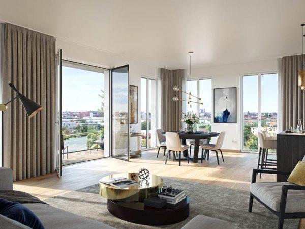 Viel Licht und Raum • No.1 Charlottenburg • © ZIEGERT – Bank- und Immobilienconsulting GmbH