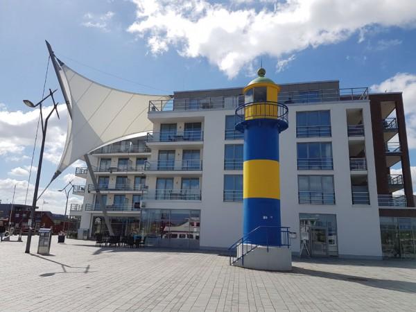 Hafenspitze in Eckernförde • © Penta Gruppe