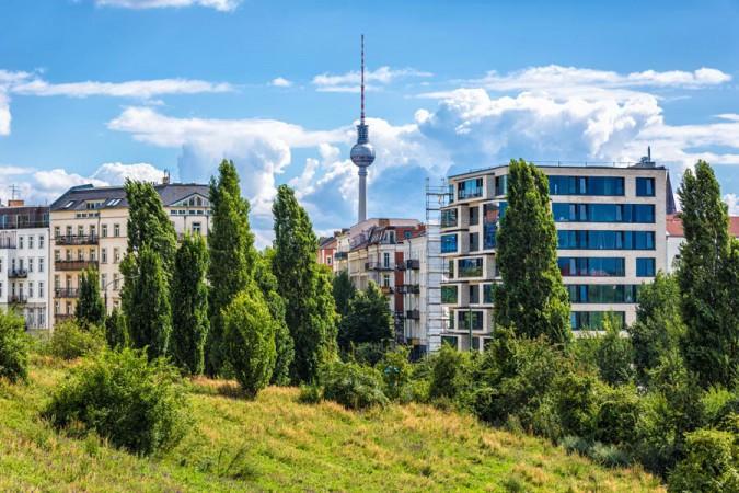 Mauerpark am Prenzlauer Berg © iStock