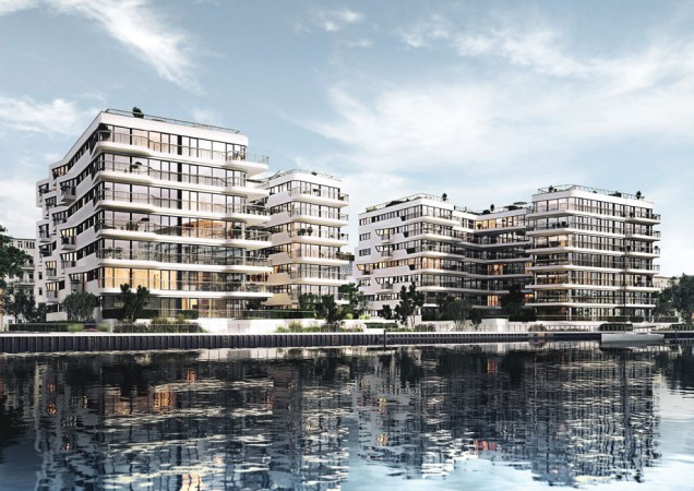 WAVE waterside living berlin