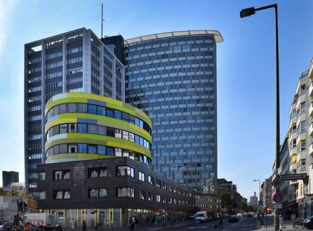 Erweiterungsbauten auf der Kochstraße • © Christopher Barz