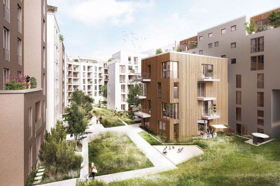 nio-Innenhof-david-borck Wohnen im Skandinavischen Viertel