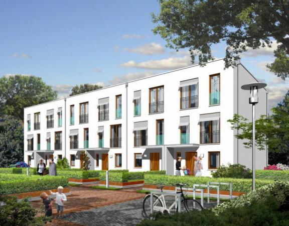 Wilhelms-Quartier Damerowstraße © HBB
